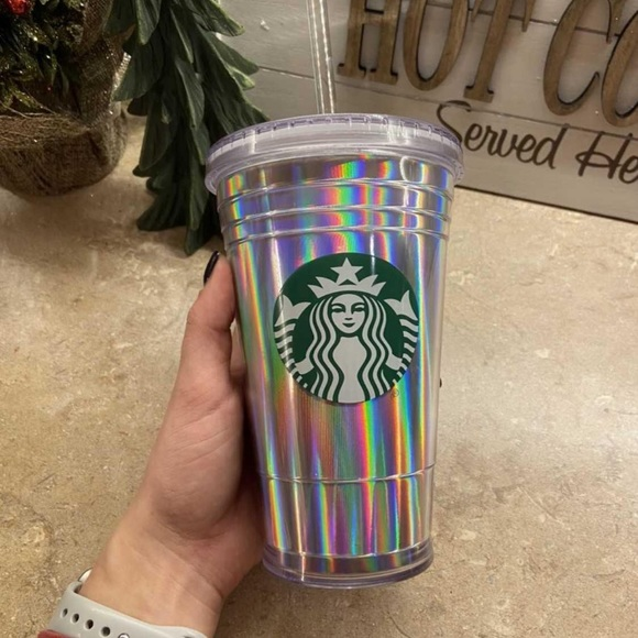 Starbucks insulated cold cup 16oz